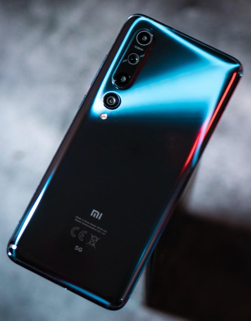 Συσκευή smartphone Xiaomi 5G